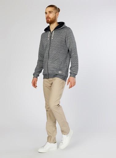 T-Box T-Box Matrix Bej Klasik Pantolon Bej